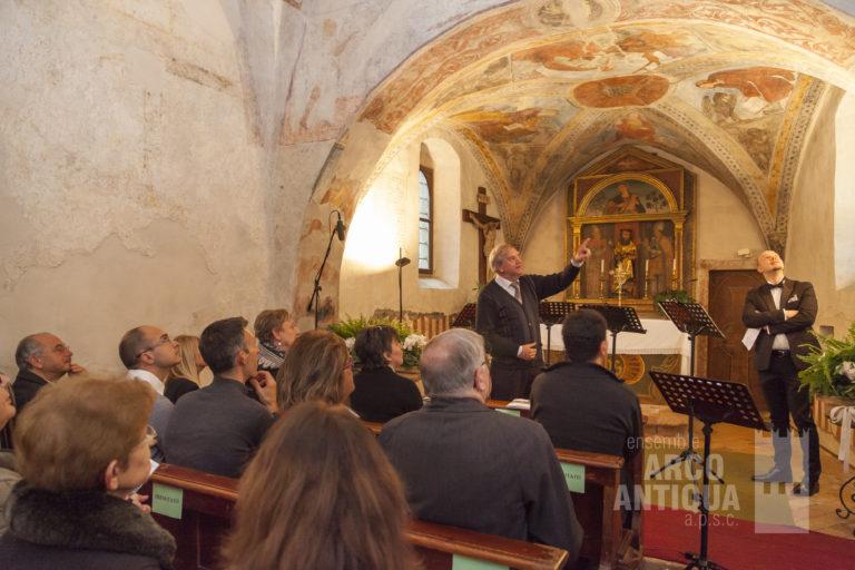 Prof. Romano Turrini, Il Sommolago