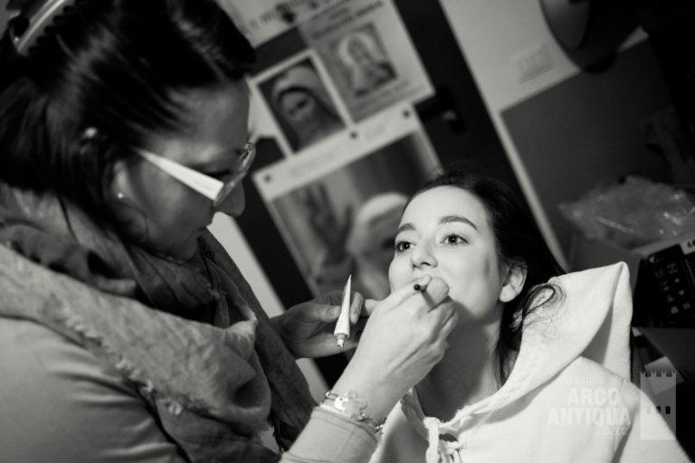 Letizia Zasa - make-up artist