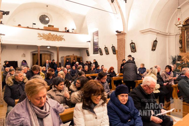 L'assemblea dei fedeli
