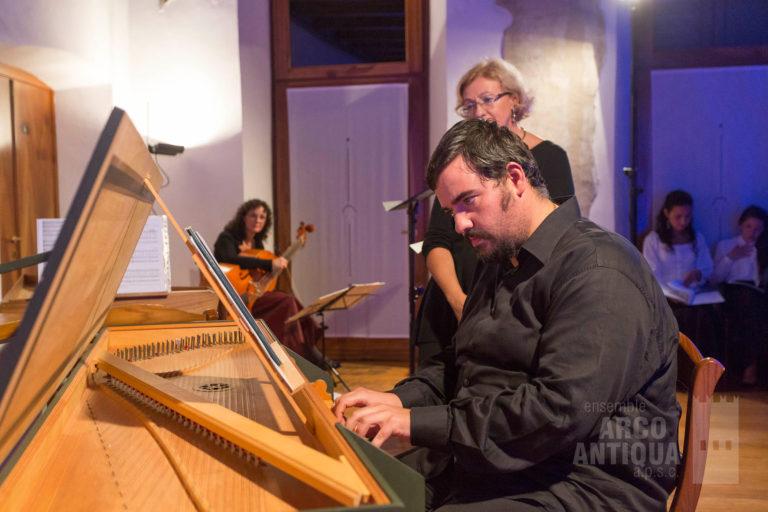 Classe di Canto Barocco del Conservatorio di Firenze