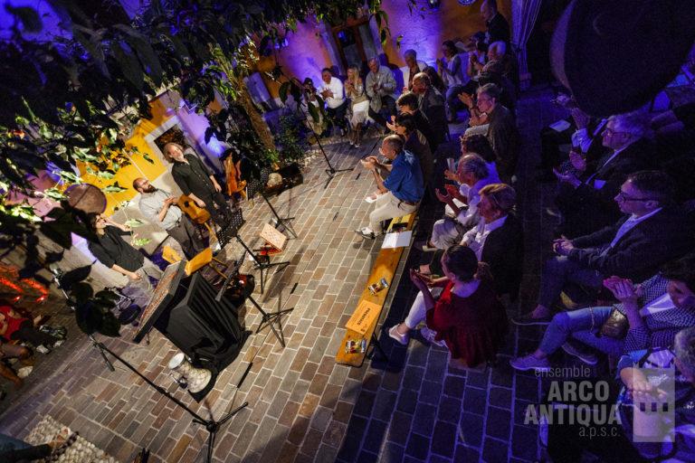 Ensemble Medievale Arco Antiqua