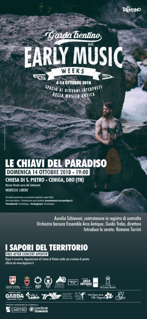 Le Chiavi del Paradiso. EMW 2018