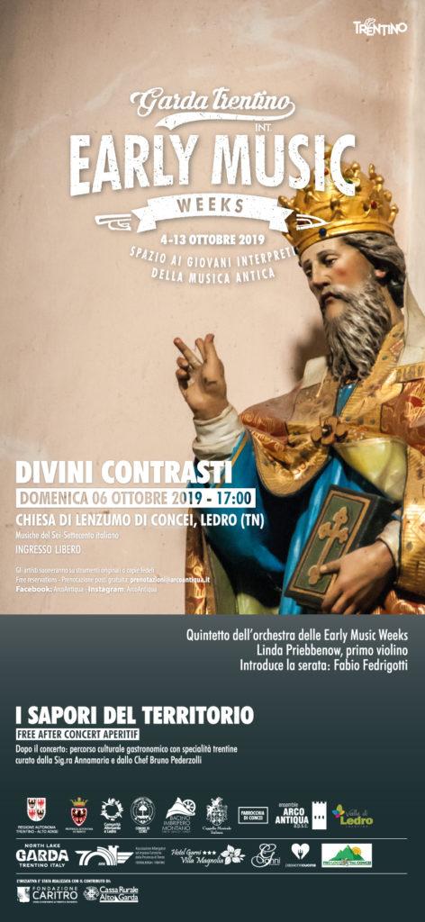 Concerto chiesa di San Silvestro a Lenzumo di Concei