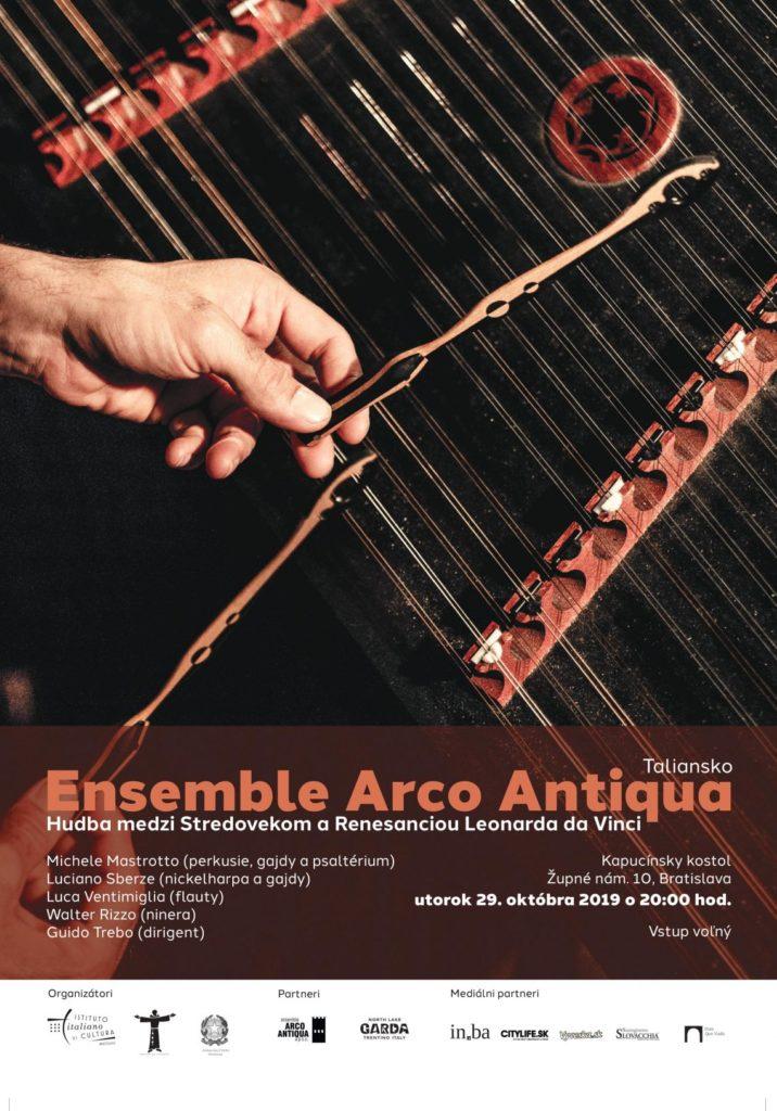 Concerto Bratislava Arco Antiqua